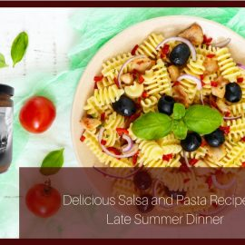Salsa and Pasta