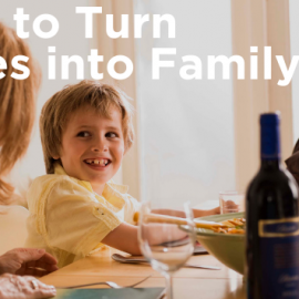 4 Games to Turn Mealtimes Into Family Time