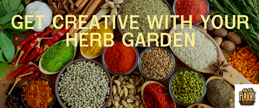Get Creative with Your Herb Garden!