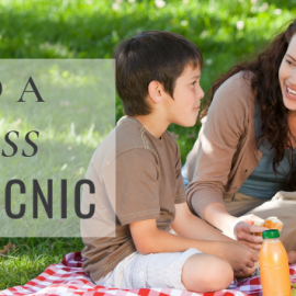 Guide to a low-stress family picnic
