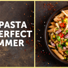 3 Salsa Pasta Salads Perfect For Summer
