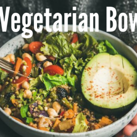 Delicious Vegetarian Bowl Recipes